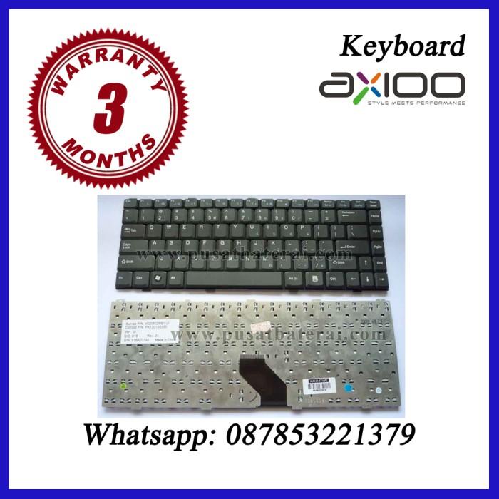 harga Keyboard axioo 14  tvw tvm fw01 series black Tokopedia.com