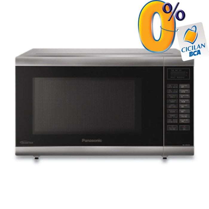 harga Panasonic microwave inverter 32l - nnst651mtte Tokopedia.com
