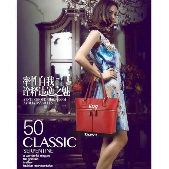 Foto Produk tas fashion wanita murah slingbag hds 3in1 grosir tas selempang dari Then4Shop
