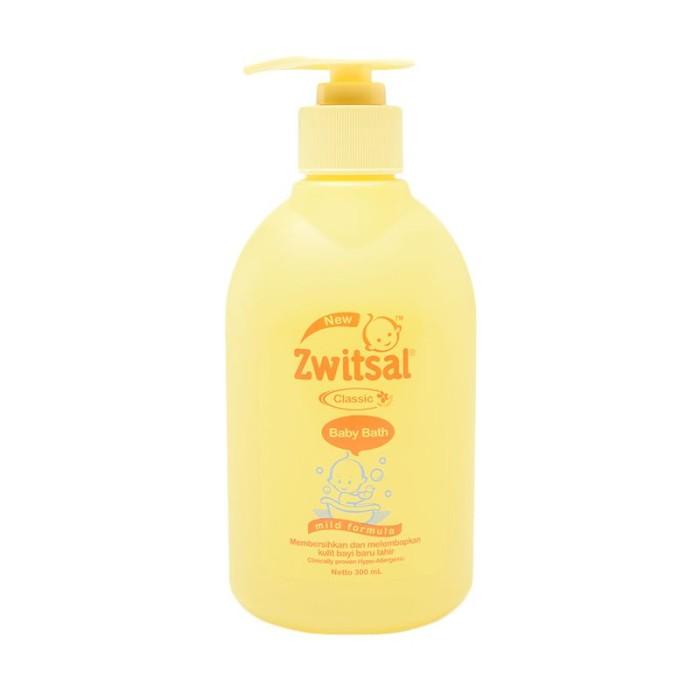 harga Zwitsal baby bath classic 300 ml sabun mandi bayi Tokopedia.com