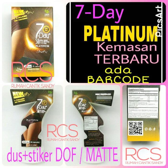 Foto Produk 7 Days Slimming ~ Suplemen Pelangsing ~ Penurun Berat Badan dari Rumah Cantik Sandy