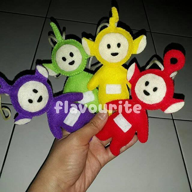 harga Boneka teletubbies | boneka flanel | tinggi 15 cm Tokopedia.com