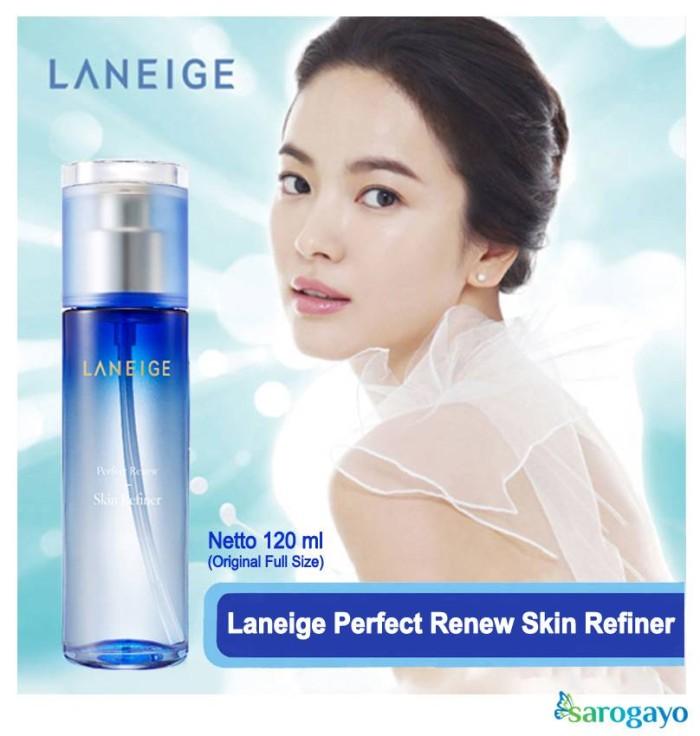 [sarogayo] ready stock laneige perfect renew skin refiner 120 ml