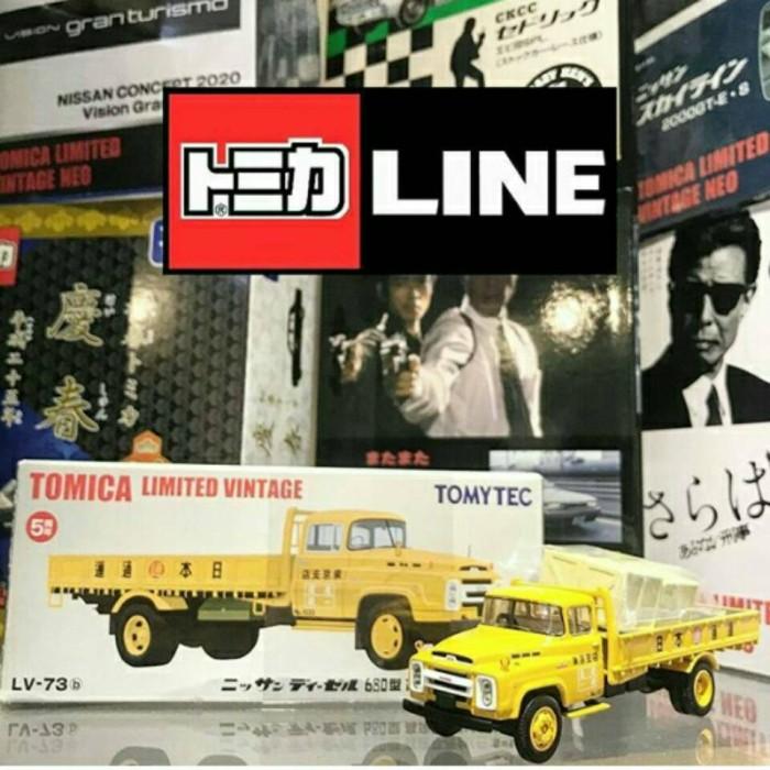 harga Tomica Limited Vintage Lv-73b Nissan Diesel 680 Truck Tokopedia.com