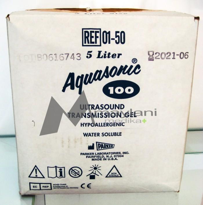 harga Parker - aquasonic ultrasound transmission gel ukuran 5lt (usg gel) Tokopedia.com
