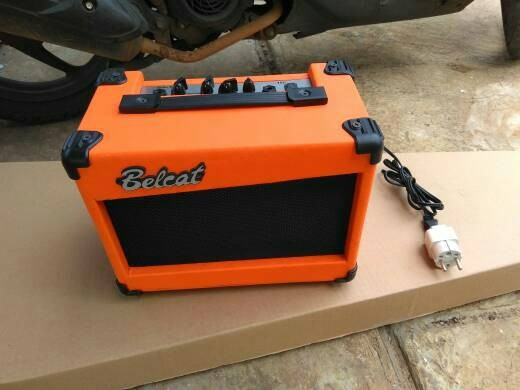 harga Ampli belcat 15g free kabel jek 3 meter Tokopedia.com