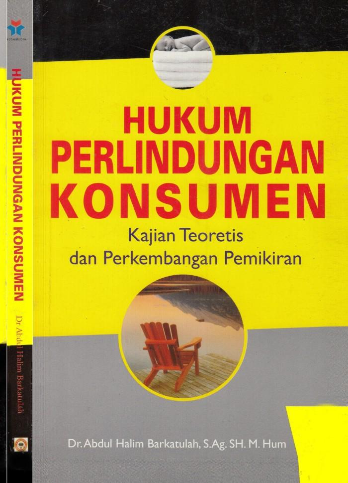 harga Hukum perlindungan konsumen abdul halim Tokopedia.com