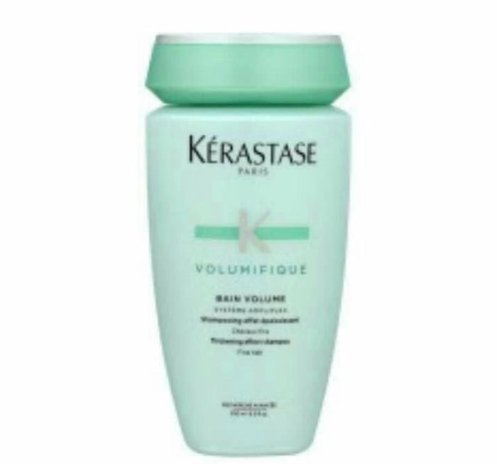 harga Kerastase shampoo bain volume 250ml Tokopedia.com