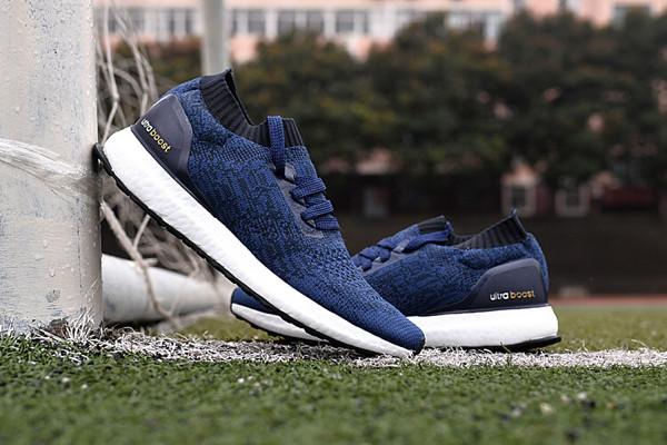 harga Adidas ultra boost uncaged navy sneakers pria sepatu olahraga premium Tokopedia.com