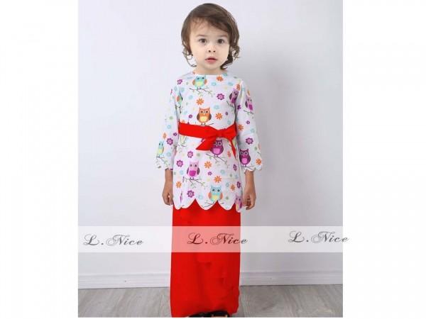Jual Model Baju Gamis Anak Terbaru 2017 Cantik 2 3 4 5 6 Tahun