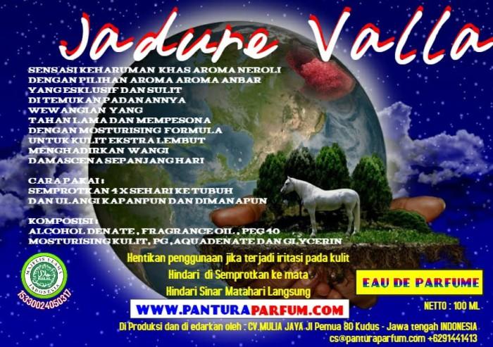 Foto Produk PARFUM EDP JADURE VALLA 100 ML  dari Kuman Clean Official