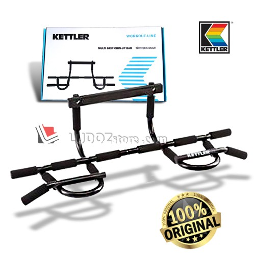 harga Multi grip chin pull up bar kettler chinning pullup iron gym fitness Tokopedia.com
