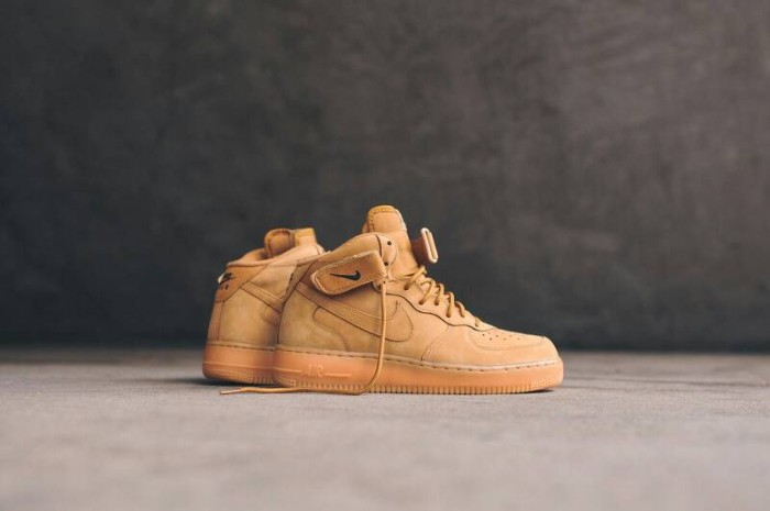 Jual Bandung 1 Flux Yours Nike Air Force FootwearTokopedia Sepatu Mid Brown It's Kota MSzpqUV