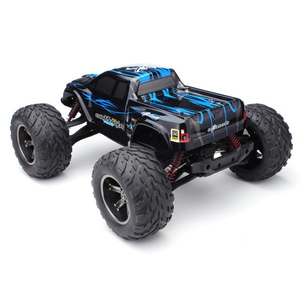 harga 9115 1/12 2.4ghz 2wd brushed rc monster truck rtr Tokopedia.com