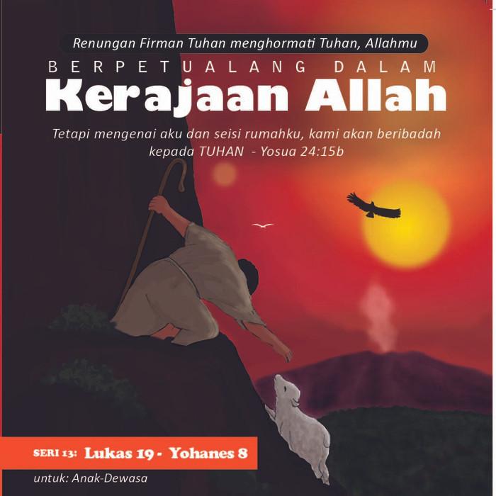 Foto Produk Berpetulang Dalam Kerajaan Allah Edisi 13 dari CV Pionir Jaya