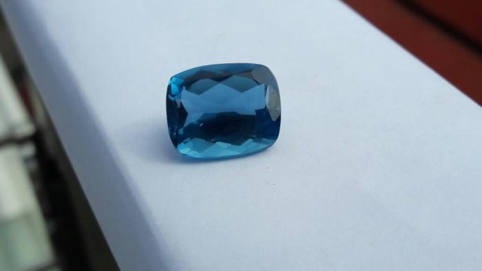 harga Batu mulia blue topaz Tokopedia.com