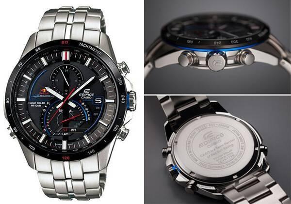 ... harga Jam tangan pria merk casio edifice type : eqs a500 baterai Tokopedia.com