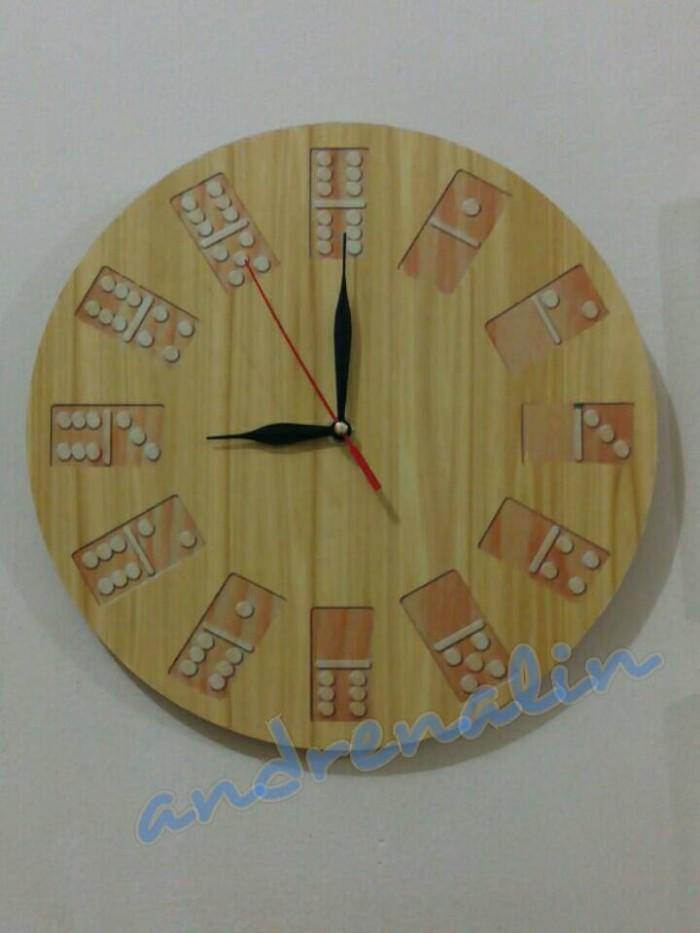 Jual jam dinding unik domino cek harga di PriceArea.com e7cb9a57e5
