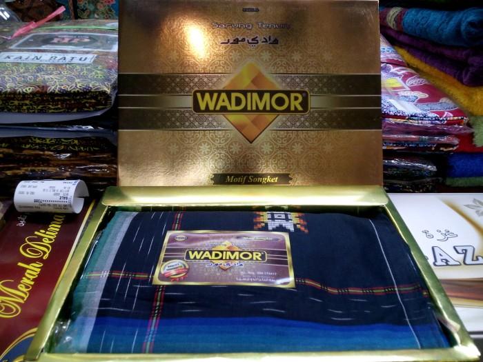 WADIMOR MOTIF SONGKET - SARUNG TENUN