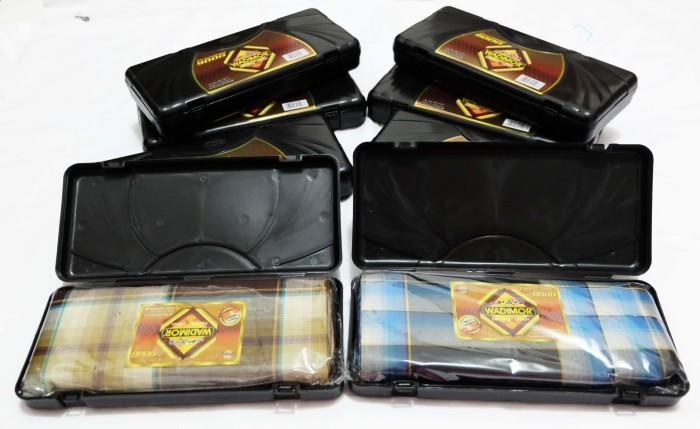 Foto Produk Grosir / Random Sarung Wadimor PREMIUM 9000 - Sarung Tenun dari ATLANTIC