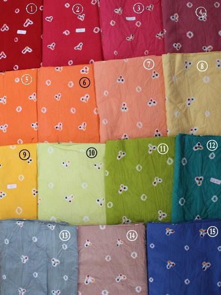 harga Kain batik jumputan motif cengkeh banyak warna Tokopedia.com