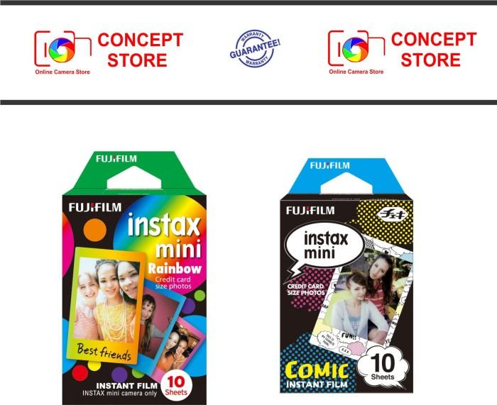 harga Fujifilm instax mini film photo paper  / kertas 2 pilihan Tokopedia.com