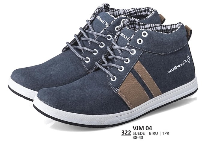 Sepatu Pria casual-sneakers terbaru Original   sepatu cowok keren flow 4d73e2bfd3