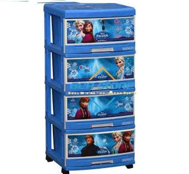 harga Lemari napolly frozen 4 susun laci 4000 froz 4000froz Tokopedia.com