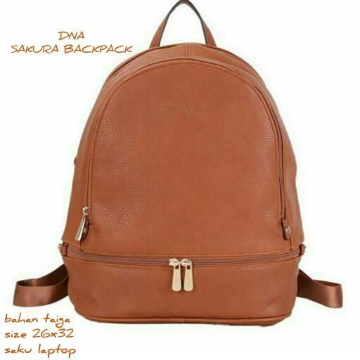 Foto Produk tas fashion wanita murah backpack sakura grosir turun harga dari Then4Shop