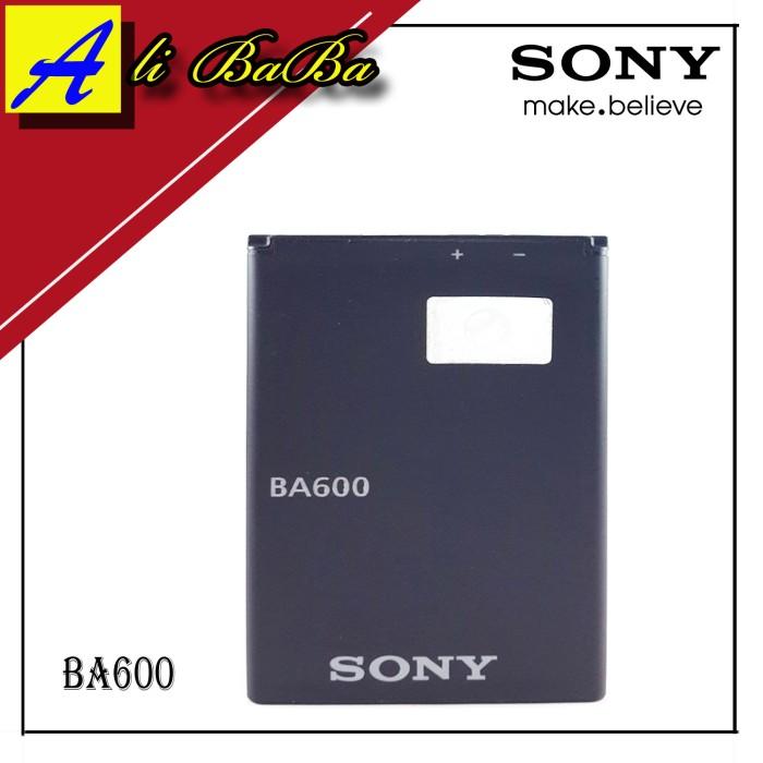 harga Baterai sony ba600 sony xperia u nozomi s lt26i st25i battery original Tokopedia.com