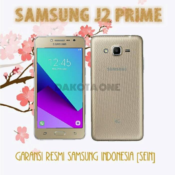 SAMSUNG GALAXY J2 PRIME 4G LTE GARANSI RESMI SAMSUNH INDONESIA SEIN