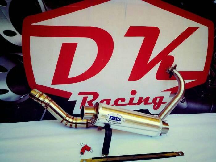 harga Knalpot racing suzuki satria fu 150 dbs thailand high quality Tokopedia.com
