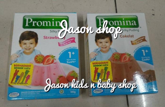 harga Puding promina 100 gram/silky puding promina 100 gram Tokopedia.com