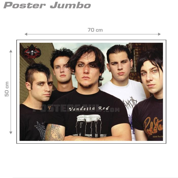 harga Poster avenged sevenfold #44 - jumbo size 50 x 70 cm Tokopedia.com