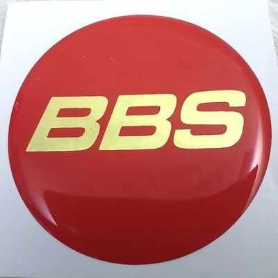 harga Sticker timbul tutup dop velg bbs red gold 70mm 4pcs Tokopedia.com