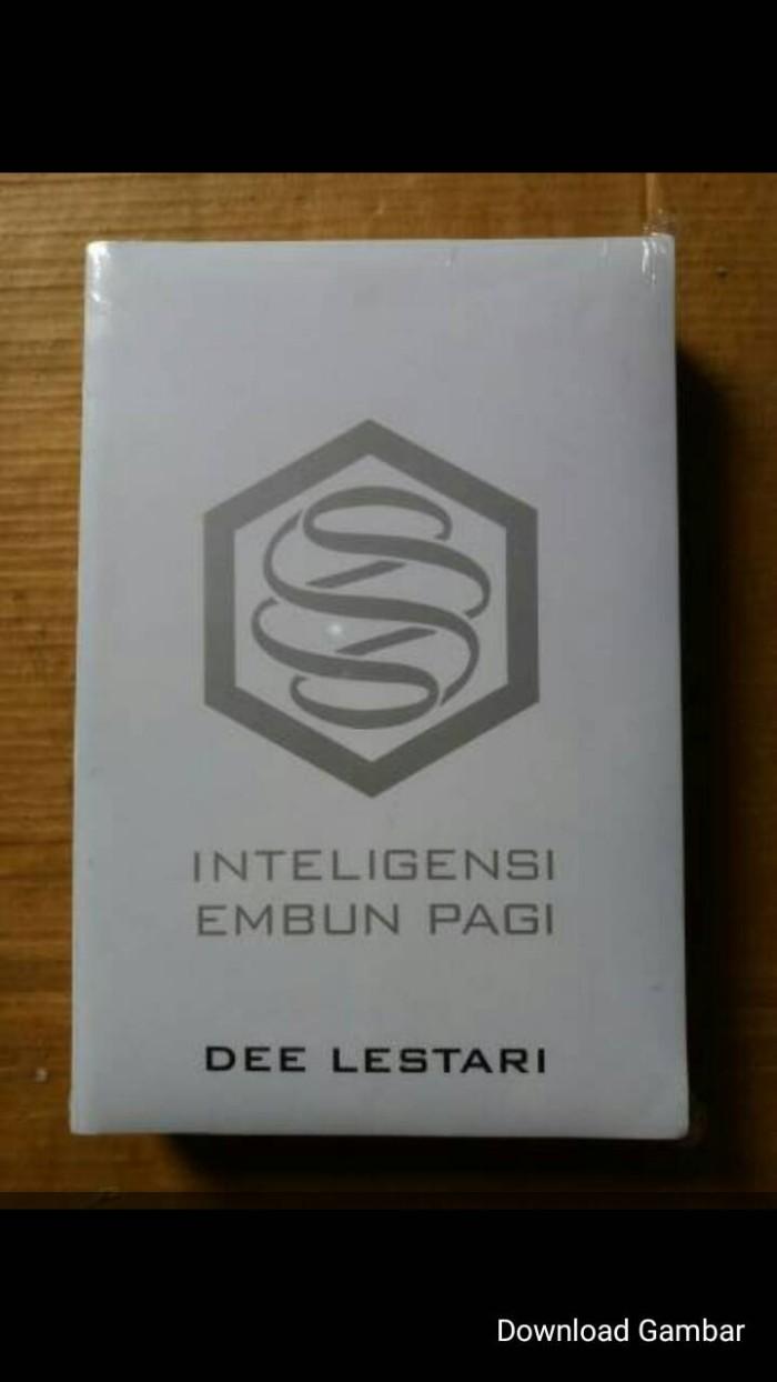 Jual Dee Inteligensi Embun Pagi Kota Yogyakarta SUKSES PUSTAKA
