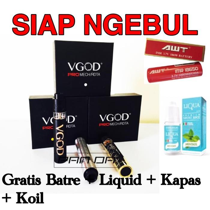 Info Vgod Pro Mech Katalog.or.id