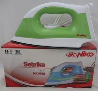 harga Nk999s setrika iron niko / seterika otomatis model elegant Tokopedia.com
