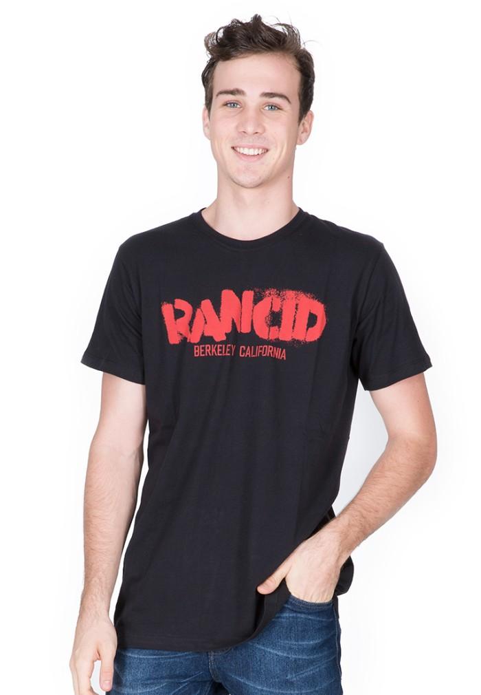 Tendencies - kaos - rancid - hitam s
