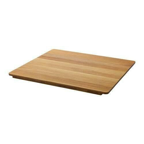 harga Ikea norrsjon talenan kayu oak 44x42cm Tokopedia.com