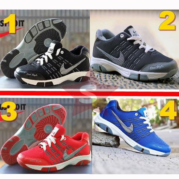 Jual Sepatu Casual Sport Nike Airmax Own Style Murah - Ayo Jualan ... 12a69fc7a3