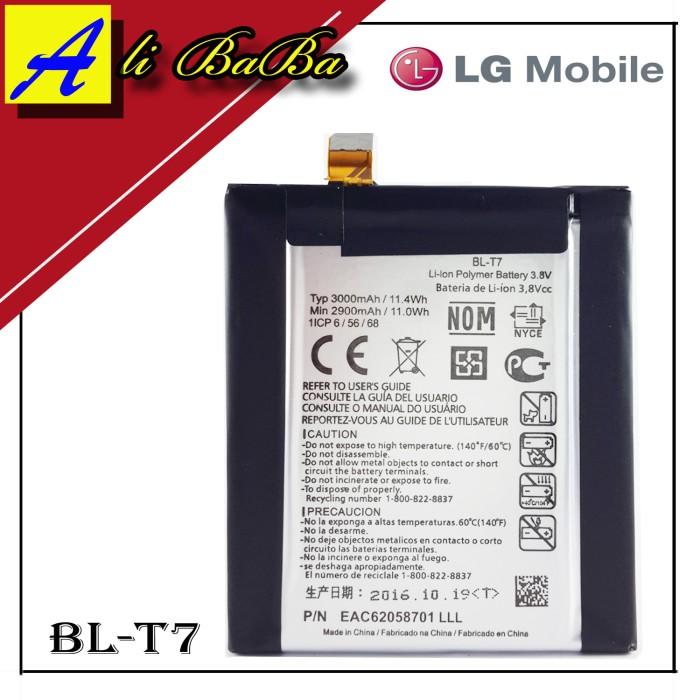harga Baterai handphone lg bl-t7 blt7 lg g2 nexus 5 battery original lg Tokopedia.com