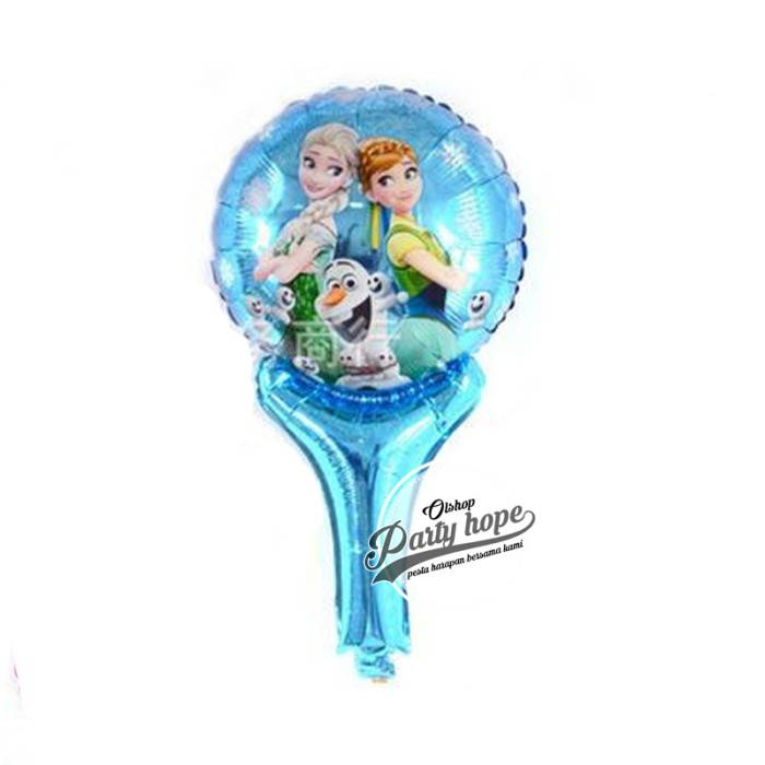 Foto Produk balon pentung frozen / balon frozen / balon stick / balon foil dari PARTY HOPE 2