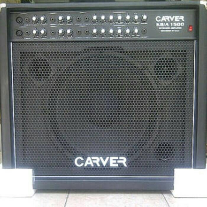 harga Amplifier keyboard atau gitar carver kba1500 15 inchi Tokopedia.com