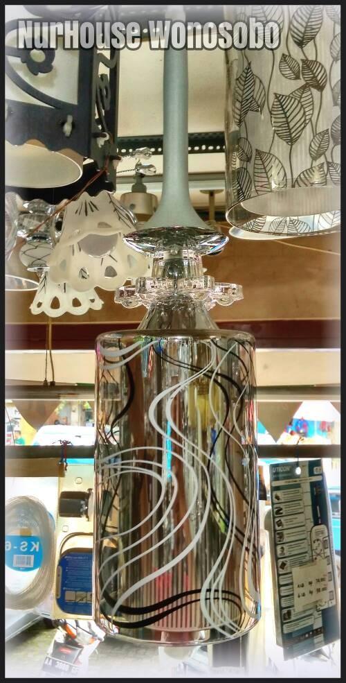 harga Lampu gantung plafon minimalis lampu hias rumah led 3024/1 Tokopedia.com