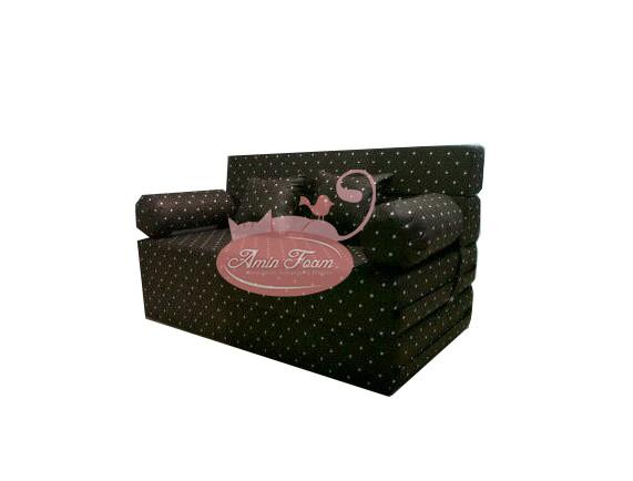 harga Sofa bed minimalis inoac uk200x120x20 harga termurah kain halus nikita Tokopedia.com