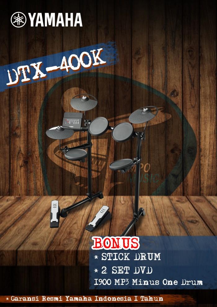 harga Drum elektrik yamaha dtx400 / dtx400k / dtx 400 / dtx 400k Tokopedia.com