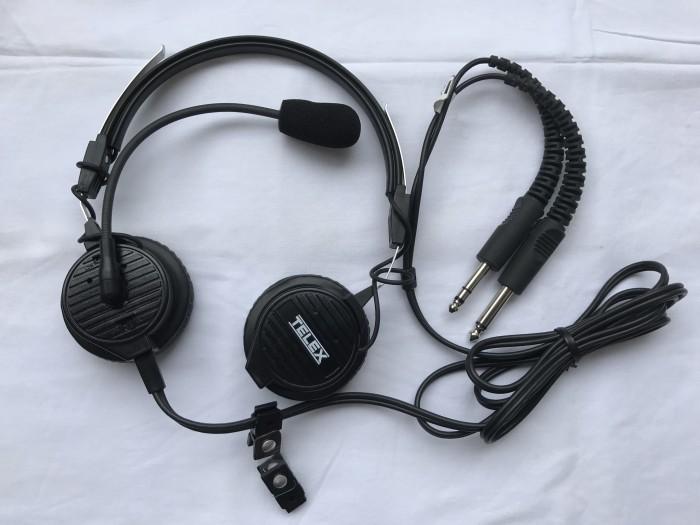 64e0c2a3e59 Jual Telex Airman 850 ANR Headset w case - Kota Administrasi Jakarta ...