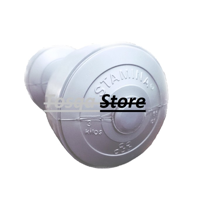 harga Stamina dumbell / barbel dumbel plastik 8kg / dumbell plastik 8 kg Tokopedia.com
