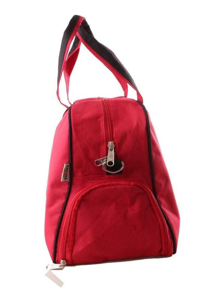 Radysa Sport Bag Organizer Merah .